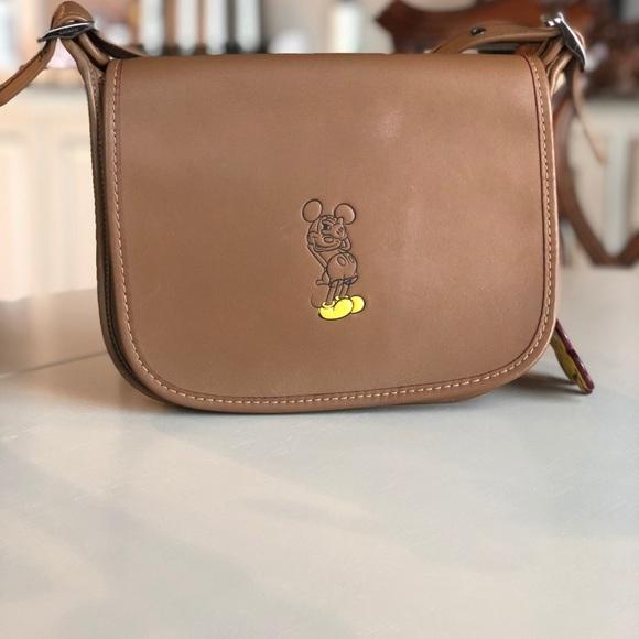 Coach Handbags - Disney x Coach Exclusive Purse